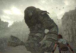 Представлено сравнение графики Shadow of the Colossus на PS2 и PS4