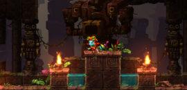 SteamWorld Dig 2 вышла на PS4 и PS Vita
