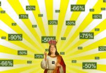 Осенняя распродажа игр 2020