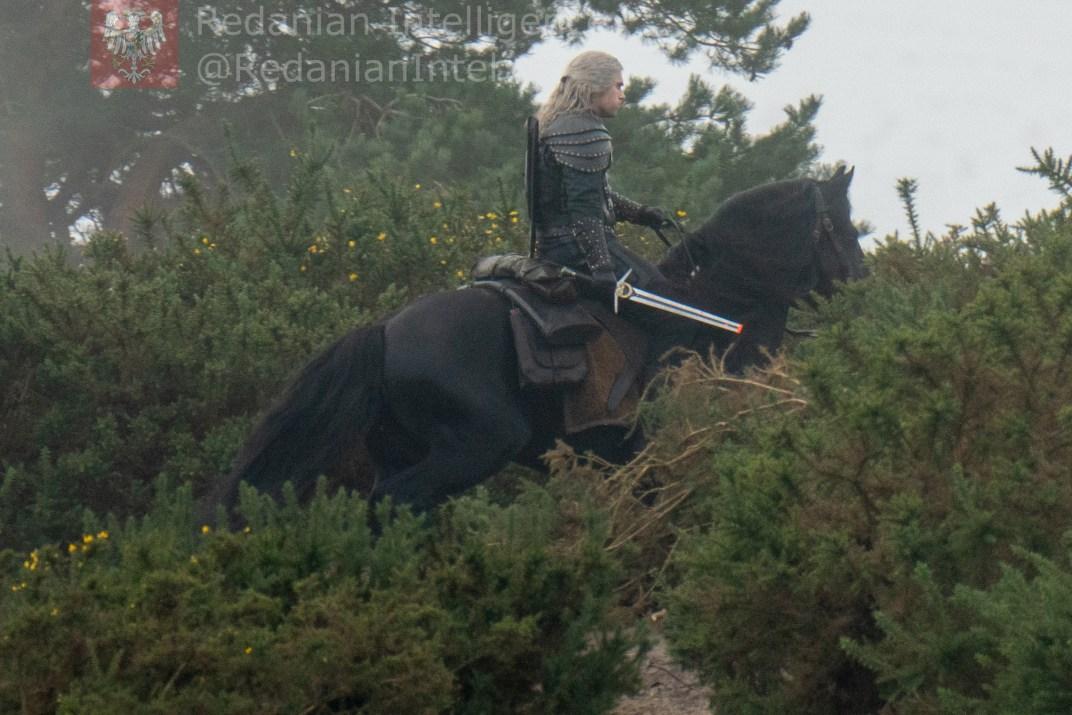 второй сезона Ведьмака