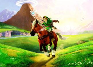 The Legend of Zelda: Ocarina of Time minecraft