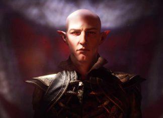 Новая Dragon Age трейлер локации