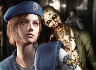 новый фильм Resident Evil зомби
