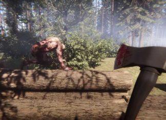 Sons of The Forest новый трейлер геймплей