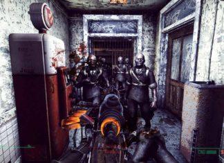 Fallout New Vegas зомби мод