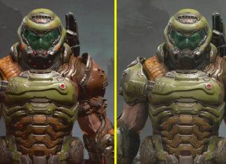 Doom Eternal на Nintendo Switch и Xbox One X