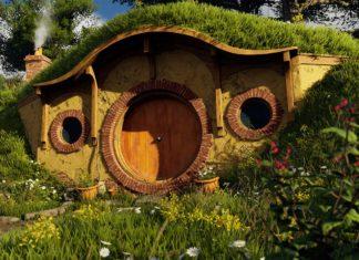 Шир из Властелина колец на Unreal Engine 4