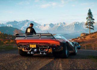 Forza Horizon 4 как получить машину Cyberpunk 2077