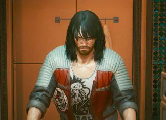 Cyberpunk 2077 как изменить внешность прическу