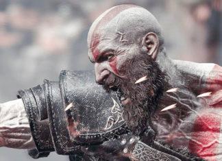 Кратос God of War Fortnite