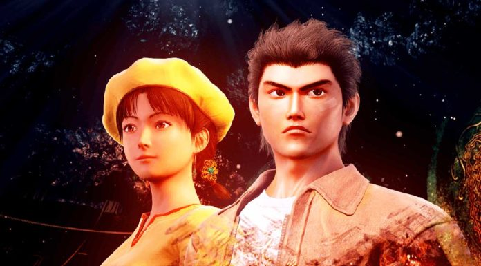 Русификатор Shenmue 3 русский язык текст