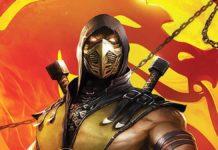 новый мультик Mortal Kombat Legends