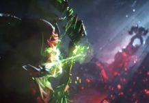 Dragon Age 4 новый арт