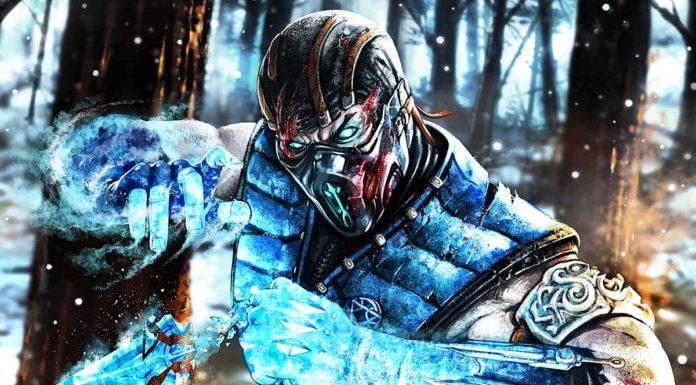 косплей Саб-Зиро Mortal Kombat