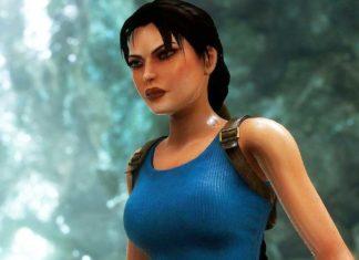 Tomb Raider 2 ремейк графика Unreal Engine 4
