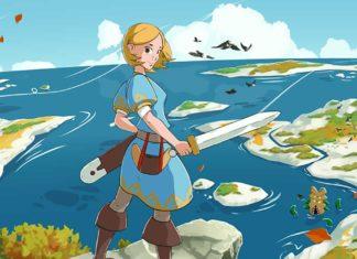 Steam экшен-RPG The Legend of Zelda