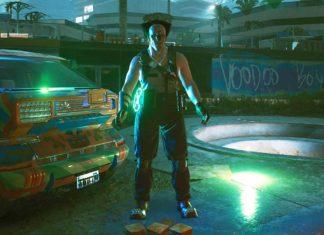 Cyberpunk 2077 взорвать гранату Озоба Бозо