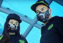 Razer маска коронавирус