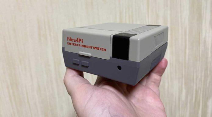 как собрать недорогую ретро-консоль Sega PlayStation Dendy NES Raspberry Pi 4B