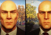 Hitman 3 сравнение графики Hitman 2 ПК PS5 Xbox