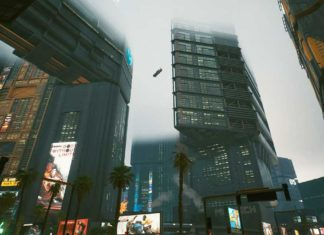 Cyberpunk 2077 мод изменять погоду