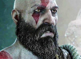 God of War PS5 патч