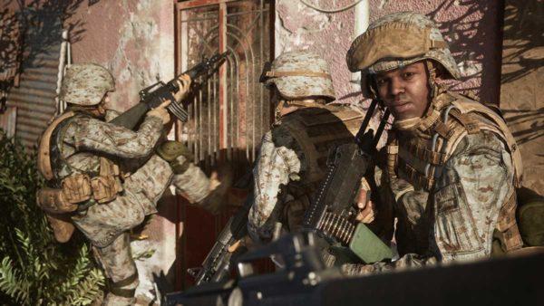 новый военный шутер Six Days in Fallujah системные требования