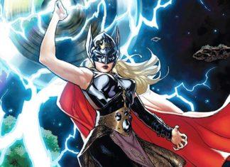 косплей Леди Тор Marvel