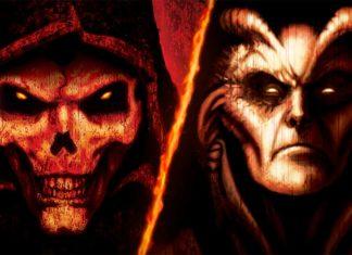 Сравнение графики ремастера Diablo 2: Resurrected с оригиналом 2000 года