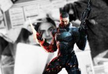 Генри Кавилл фильм по Mass Effect