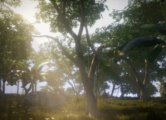 Dinos Reborn новая игра про выживание в открытом мире