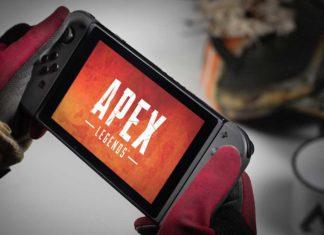 дата выхода Apex Legends Nintendo Switch