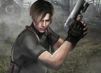 Resident Evil 4 ремейк Unreal Engine 4 видео