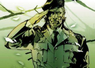 ремейк Metal Gear Solid 3 скриншоты