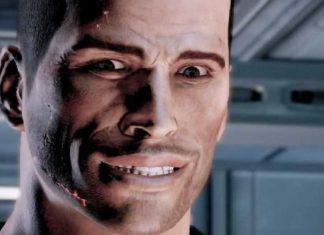 Mass Effect Legendary Edition сравнение графики Шепарда