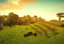 Minecraft трассу Монца из Формулы-1