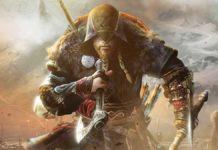 скидки на лучшие игры Ubisoft Assassin's Creed Valhalla