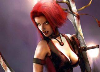косплей Рейн из BloodRayne фото