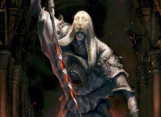 геймплей Elden Ring сражение с драконом