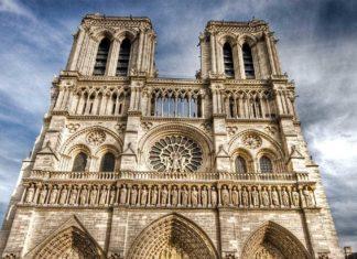 Valheim собор Парижской Богоматери Нотр-Дам-де-Пари