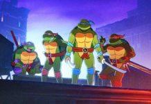 игра про Черепашек-ниндзя Teenage Mutant Ninja Turtles: Shredder's Revenge