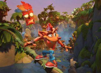 Сравнение Crash Bandicoot 4: It's About Time на PS5 и Nintendo Switch