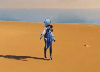Genshin Impact 1.5 геймплей за новых персонажей