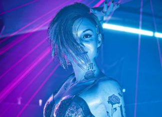 Cyberpunk 2077 мод улучшает графику на слабых ПК