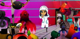 Cyber Hero — Mission Runner киберпанковый шутер Google Play