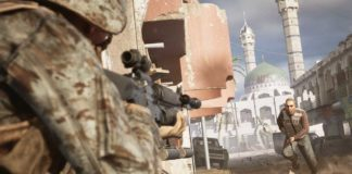 геймплей Six Days in Fallujah