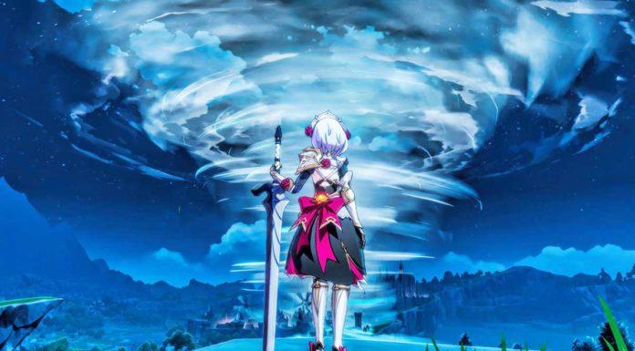 улучшенная версия Genshin Impact PS5