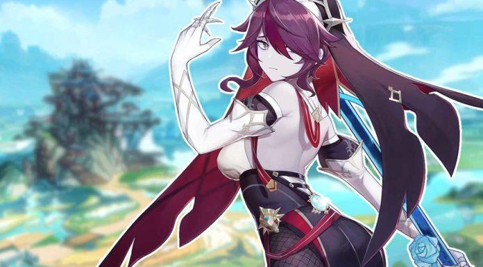 Genshin Impact Розария билды прокачка лучшее оружие артефакты